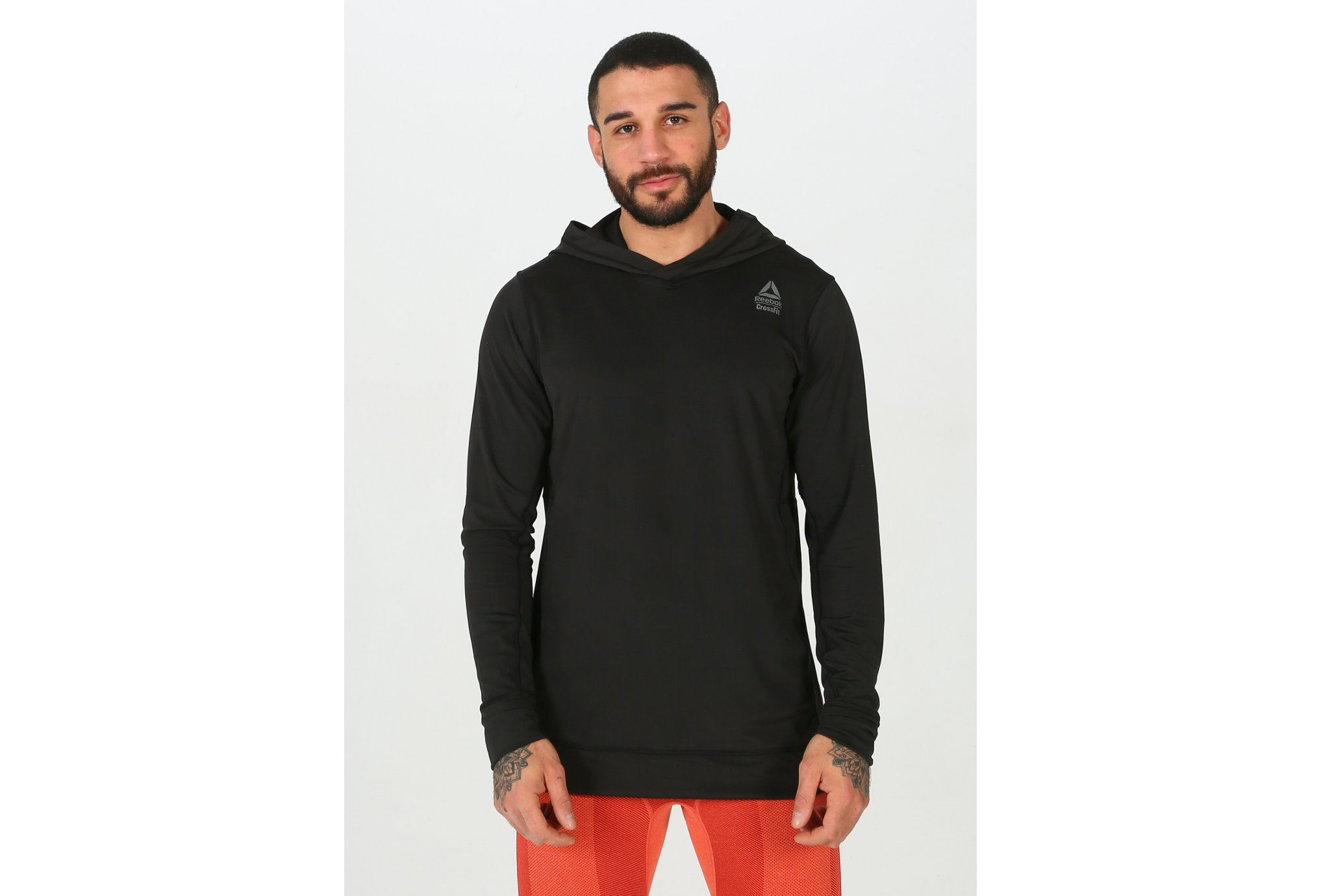 Reebok CrossFit Jacquard M Diététique Vêtements homme