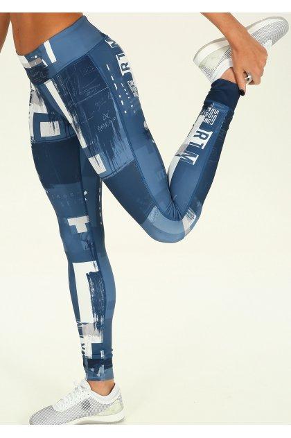 Reebok Mallas largas CrossFit Lux Digi