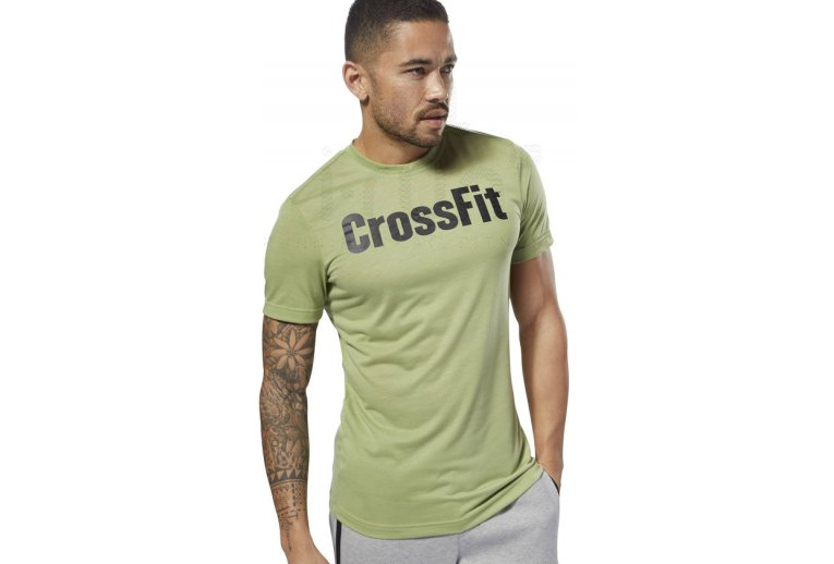 046b4fd2c04 Reebok Camiseta manga corta Crossfit Speedwick FEF en promoción ...