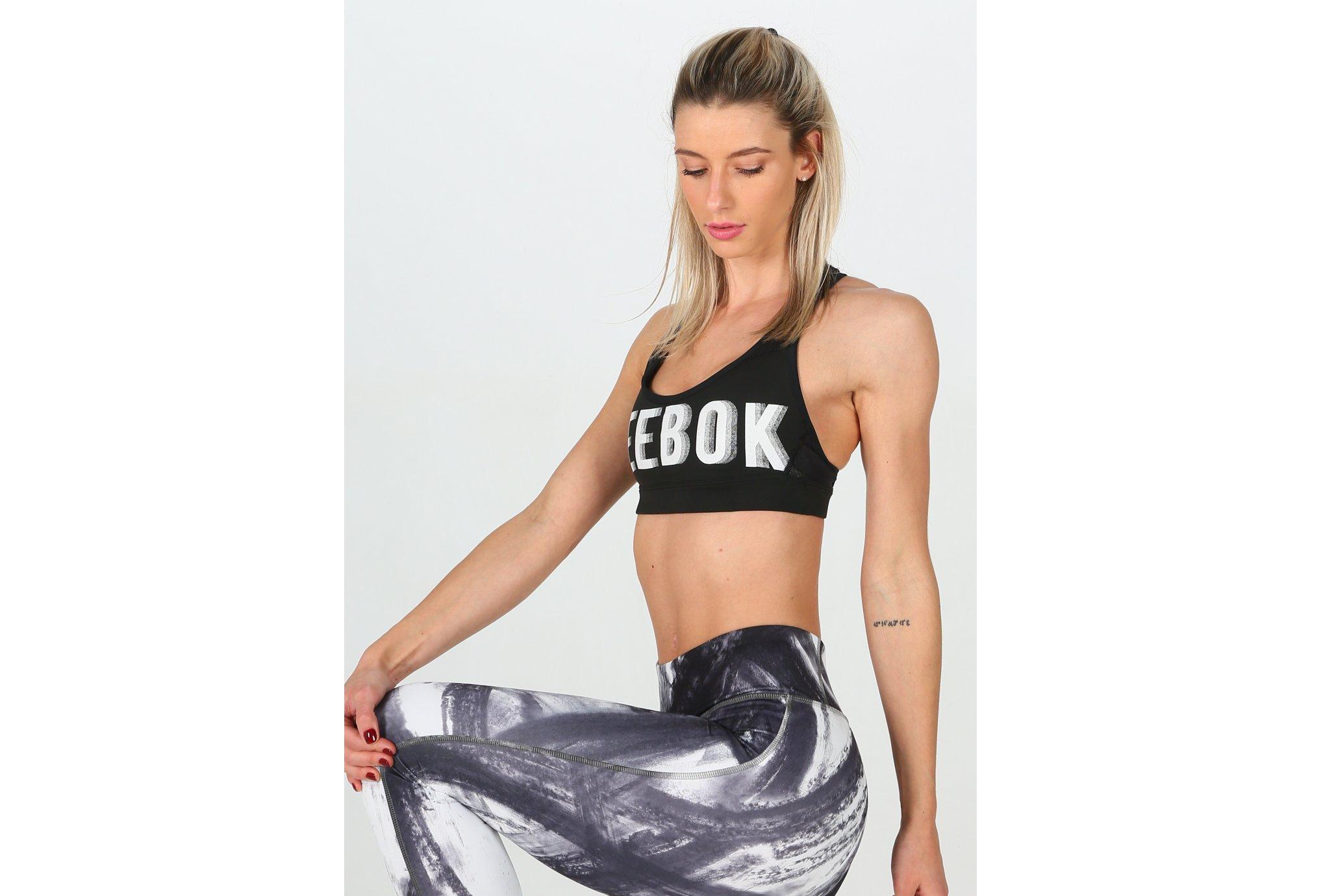 Reebok Hero Brand Read vêtement running femme