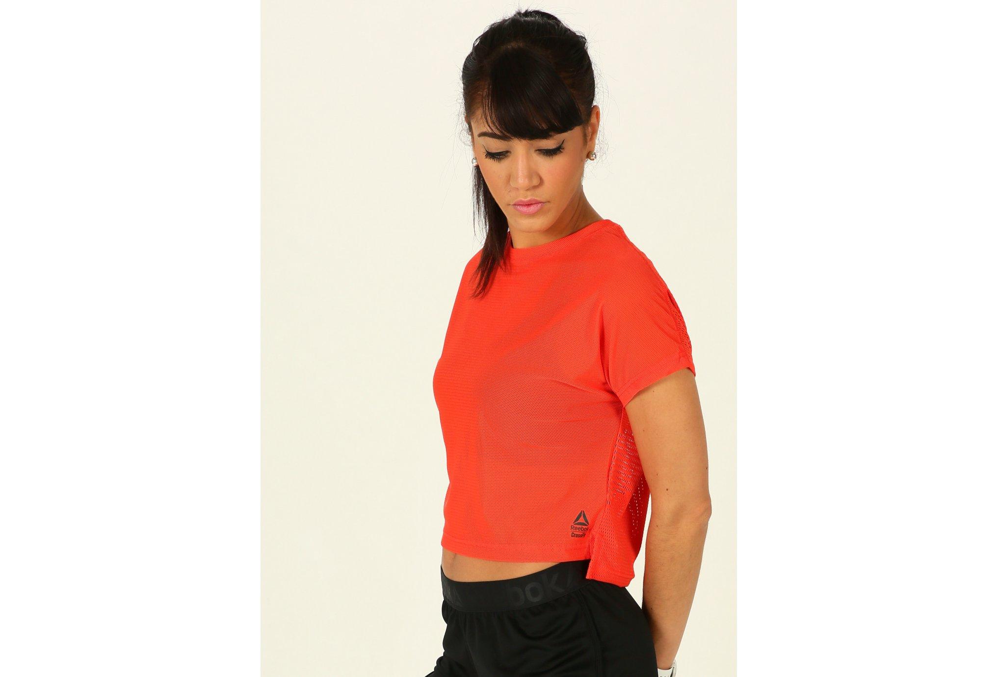 Reebok Jacquard Crossfit W vêtement running femme