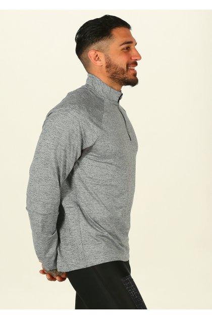 Reebok Camiseta manga larga Long Sleeve 1/4 zip