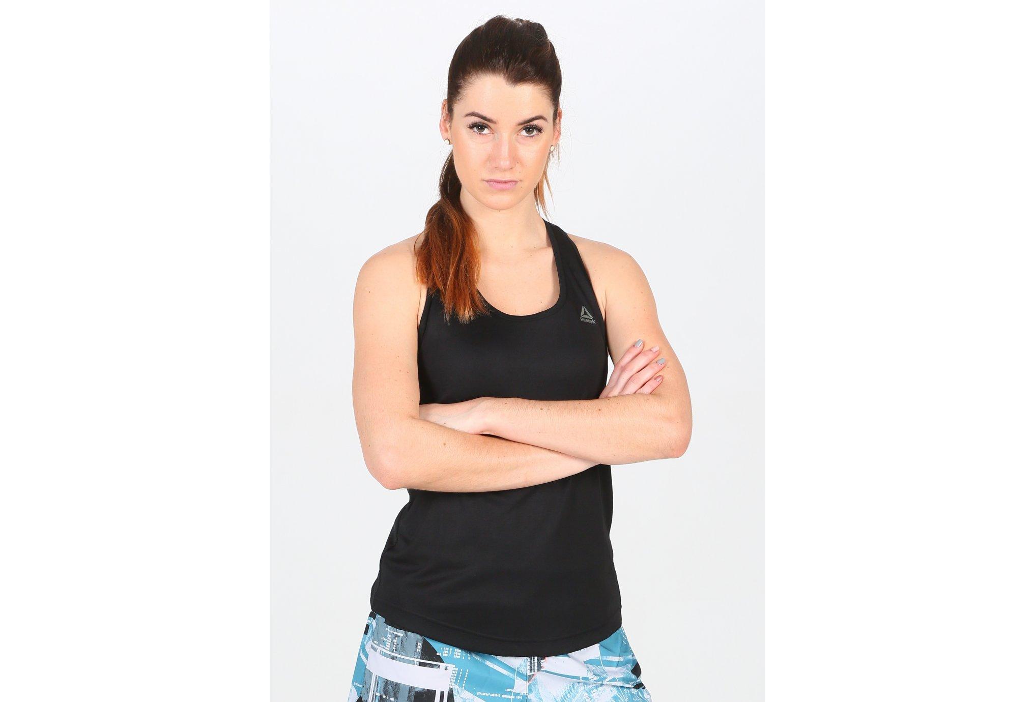 Reebok Perform Mesh W Diététique Vêtements femme