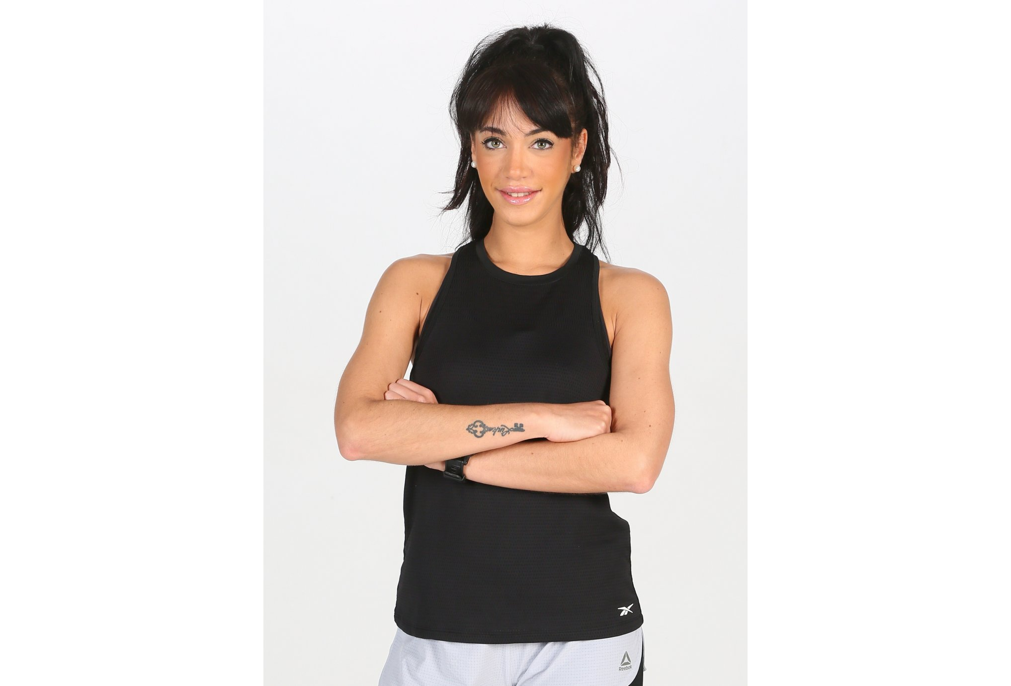 Reebok Perform Mesh W vêtement running femme