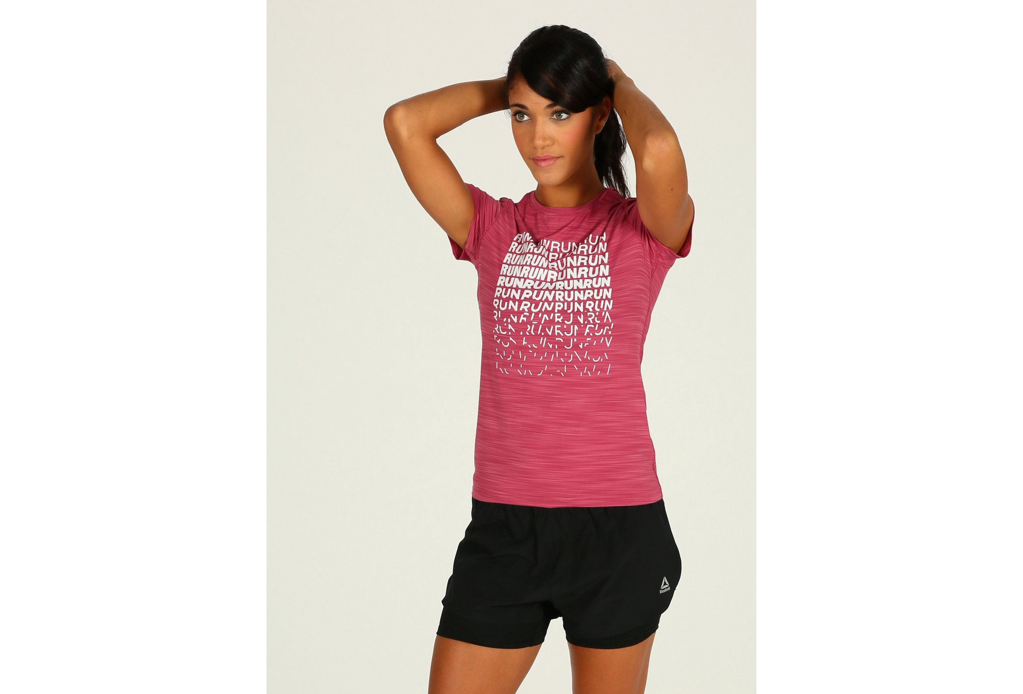 Reebok Running Activchill Graphic W vêtement running femme