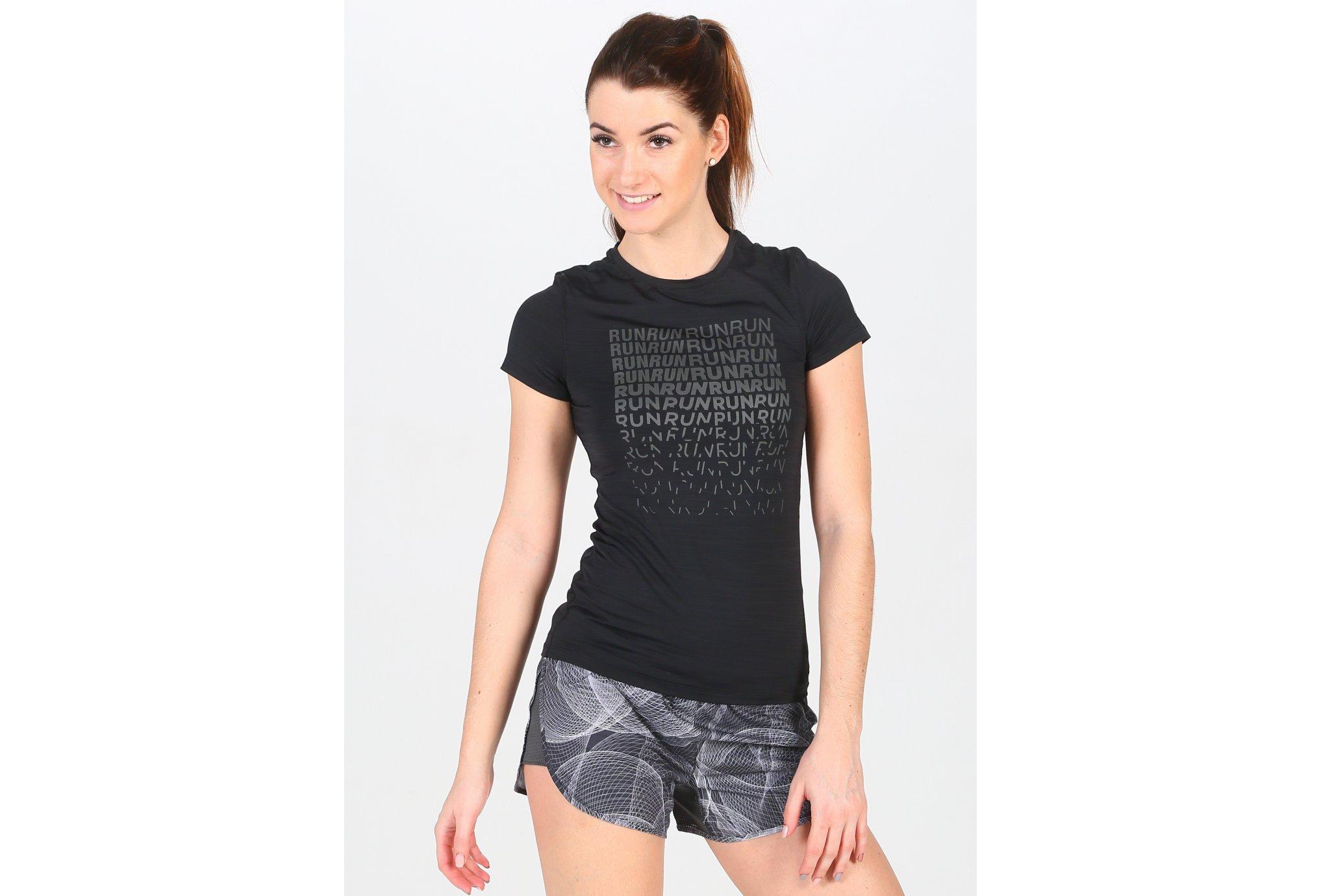 Reebok Running Activchill Graphic W vêtement running femme