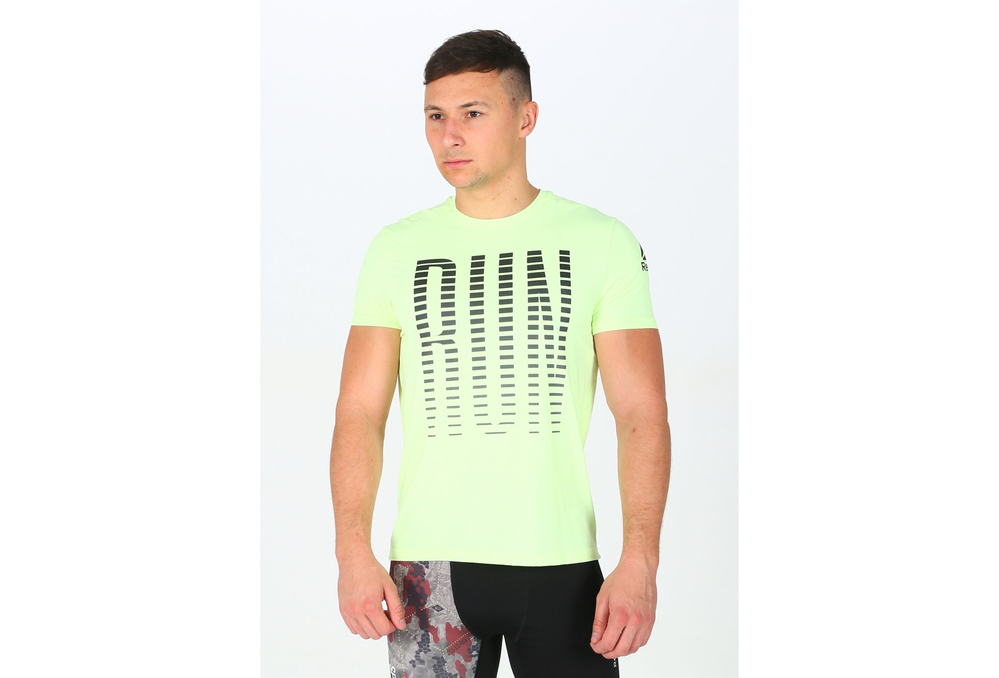 Reebok Running ActivChill M Diététique Vêtements homme