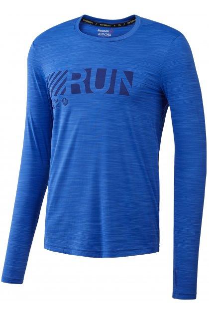 Reebok Camiseta manga larga Running ActivChill