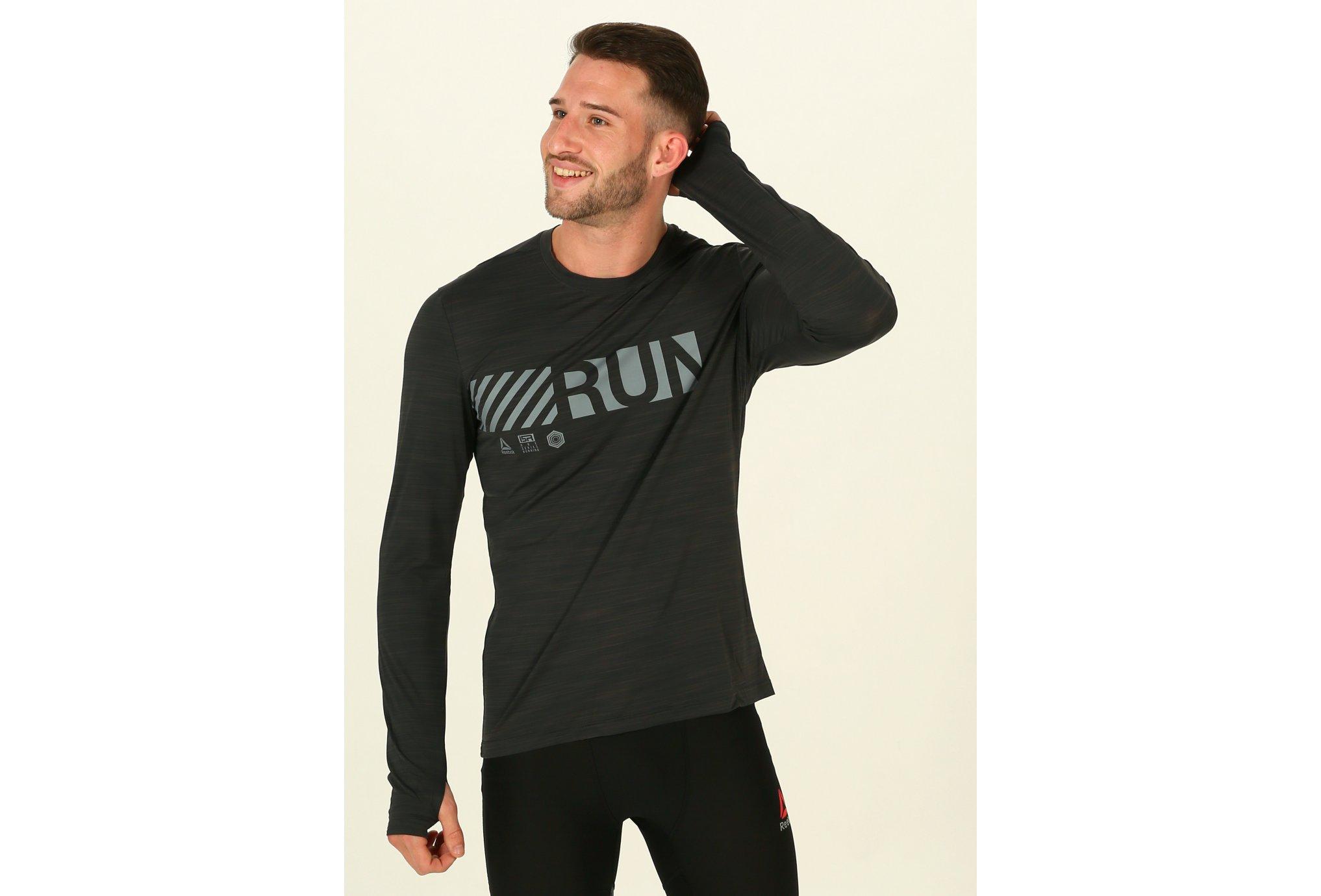 Reebok Running ActivChill M vêtement running homme