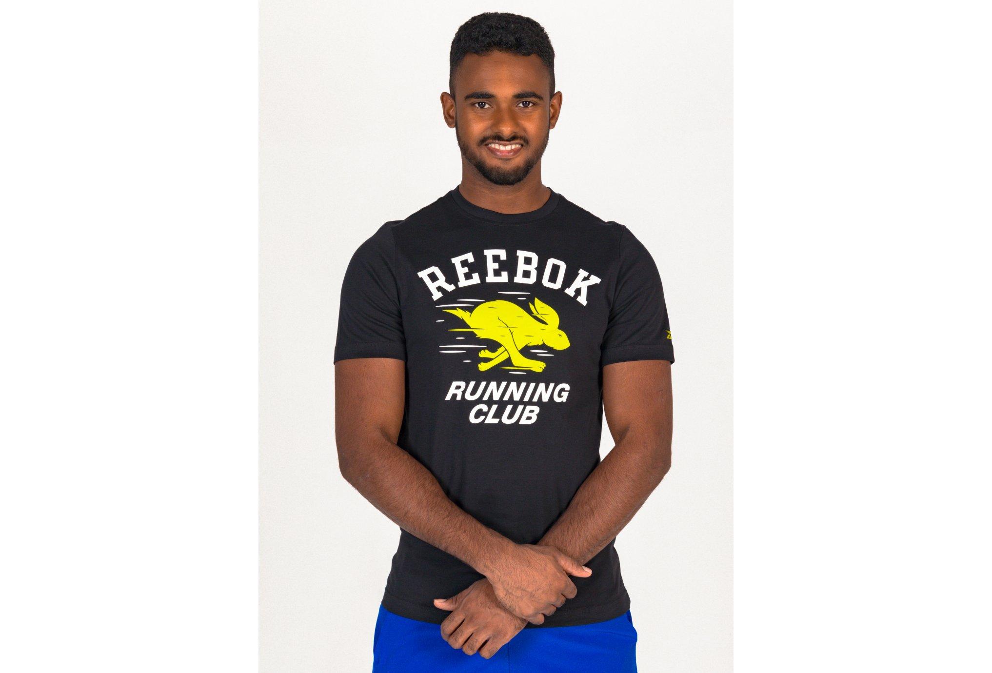 Reebok Running Novelty M vêtement running homme
