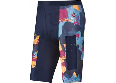Reebok Short de Compression Crossfit Printed M