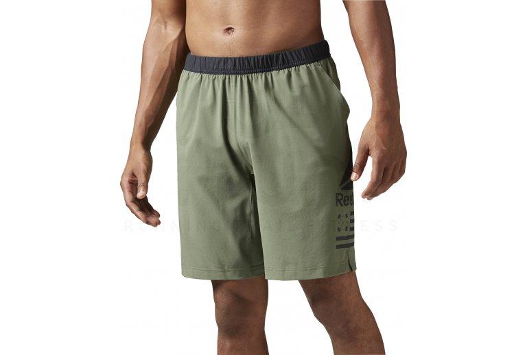 Speed Pantalón Pantalones Reebok Corto Ropa En Promoción Hombre qwnFdP