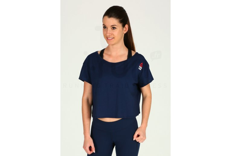Reebok Tee-shirt Court CrossFit Games W