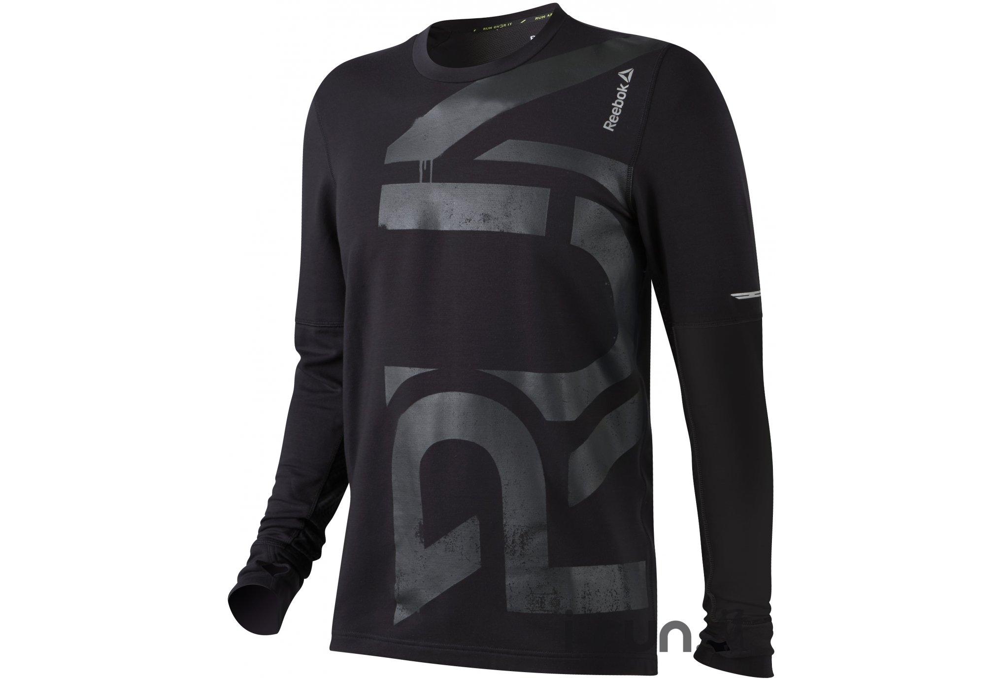 Reebok Tee-Shirt One Series M vêtement running homme