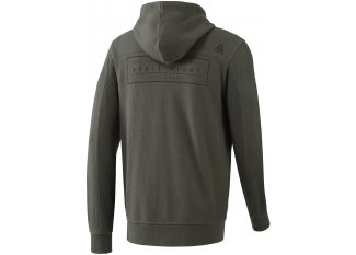 Reebok Chaqueta Noble Fight Washed