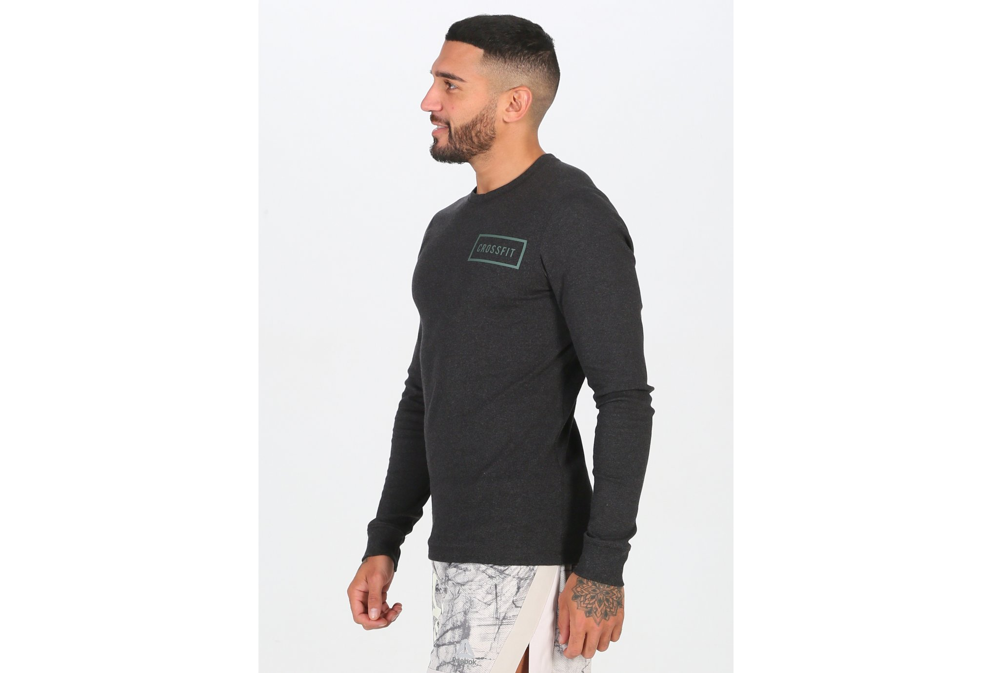 Reebok Thermal LS M vêtement running homme