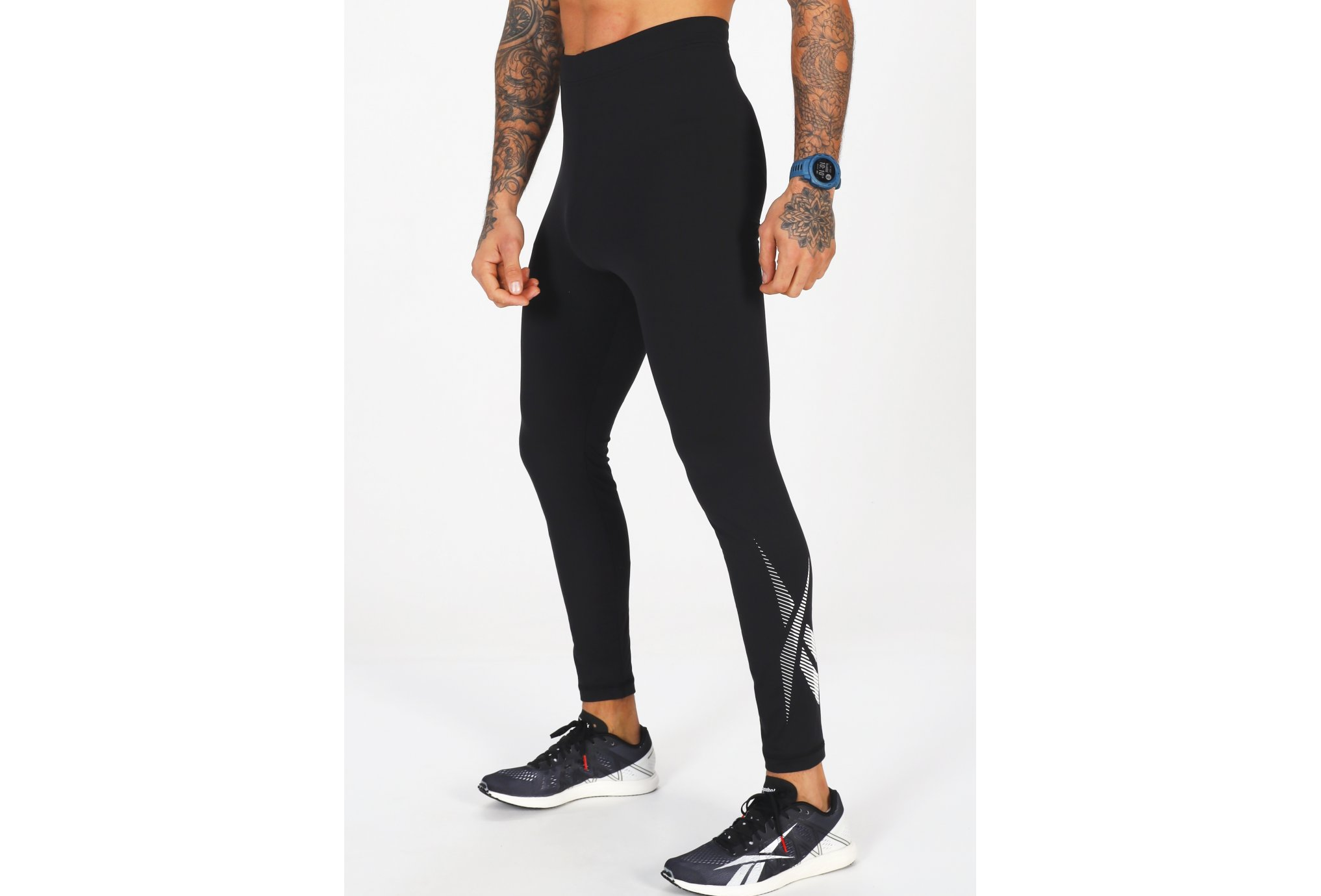Reebok Thermowarm Touch Base Layer M vêtement running homme