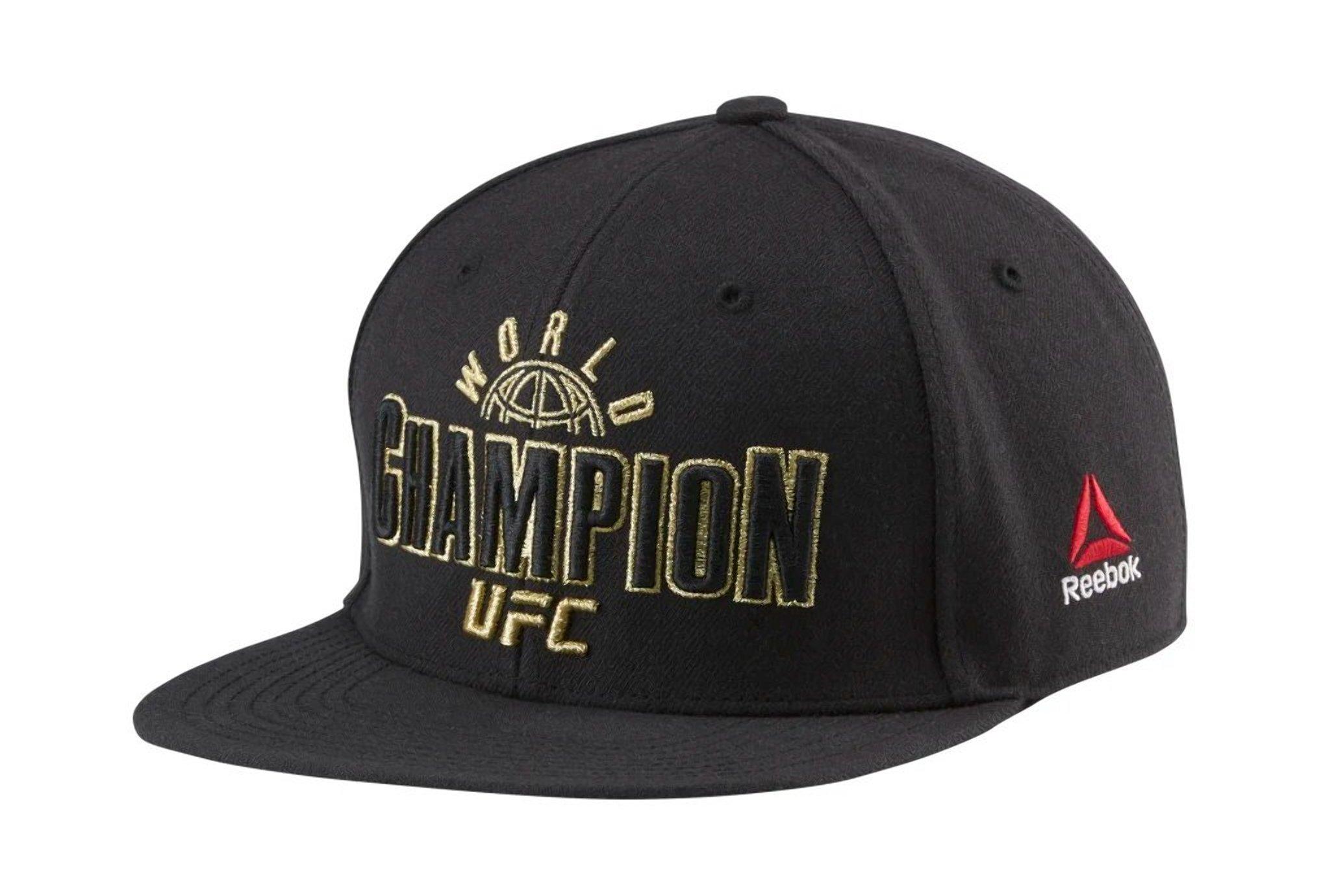 Reebok UFC Champion Casquettes / bandeaux