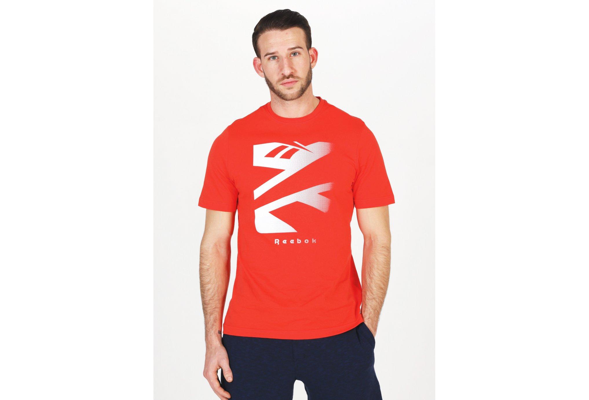 Reebok Vector Fade Graphic M vêtement running homme