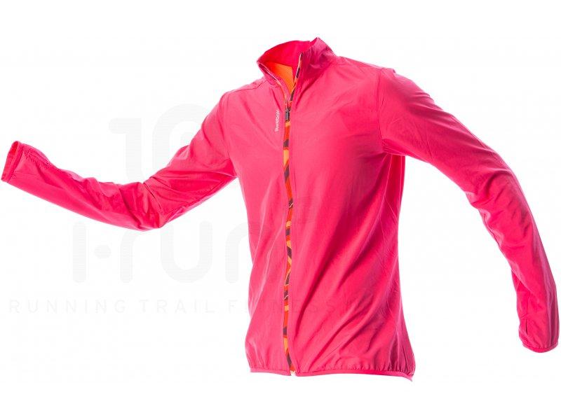 Reebok veste coupe vent w pas cher v tements femme running vestes coupes vent en promo - Veste coupe vent adidas femme ...