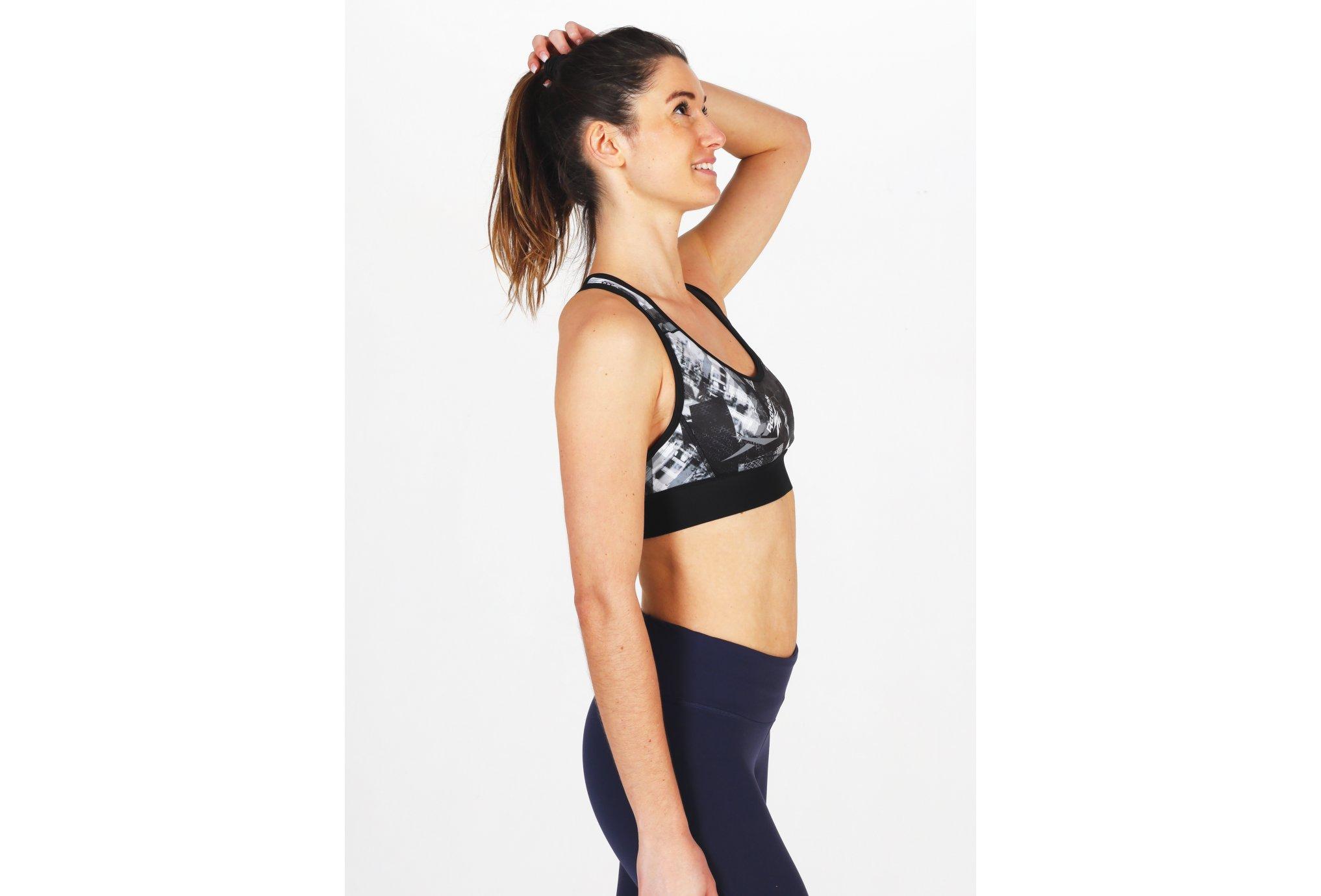Reebok Workout MYT AOP Racer vêtement running femme