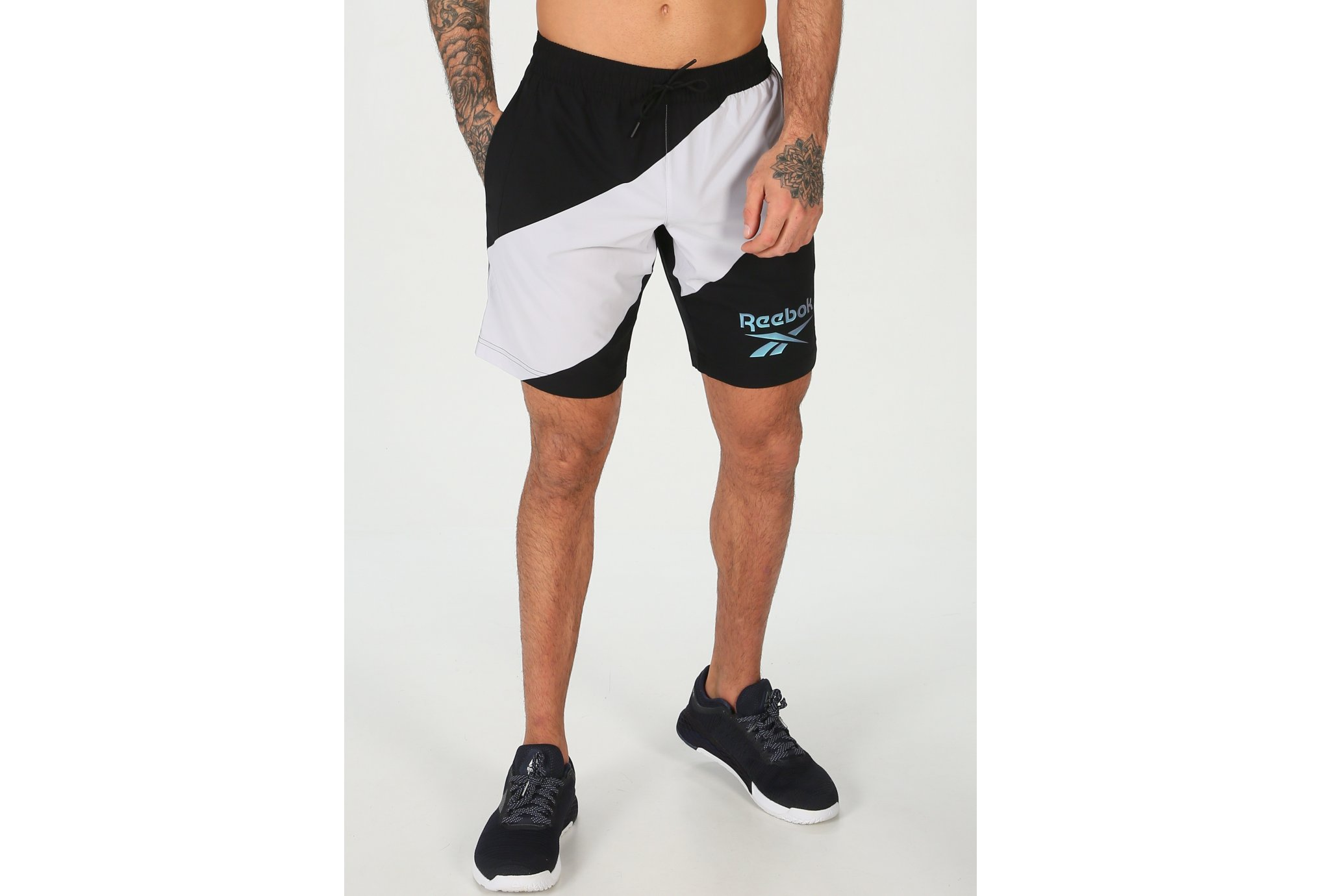 Reebok Workout Ready Graphic M vêtement running homme