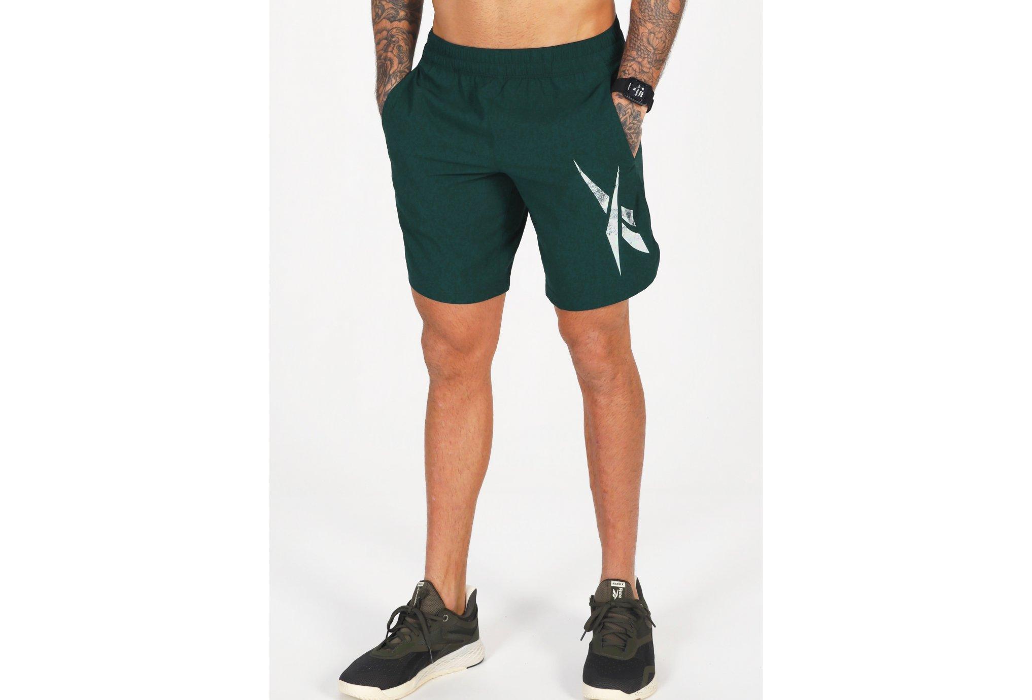Reebok Workout Ready Graphic M vêtement running homme