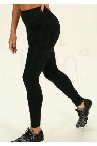 Reebok Workout Ready W pas cher - Vêtements femme running Collants ... 5143f388d9f