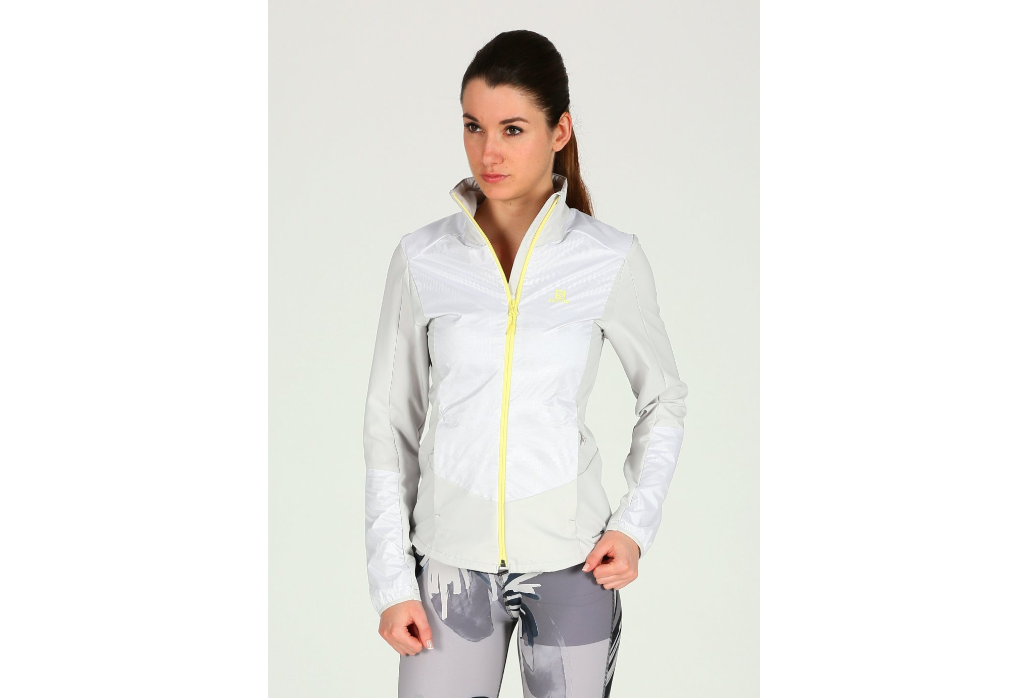 Salomon Active wing w vêtement running femme