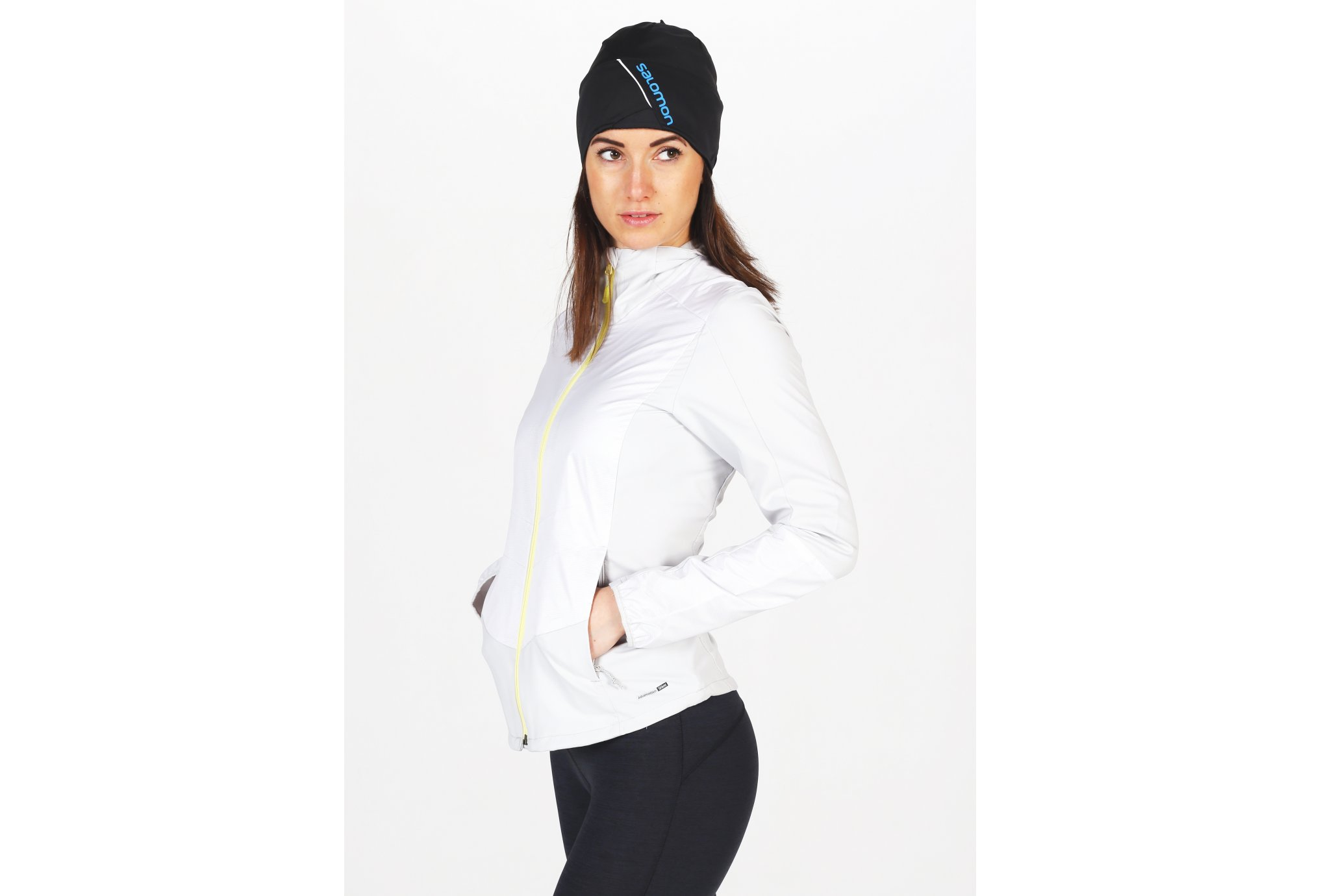 Salomon Active Wing W vêtement running femme