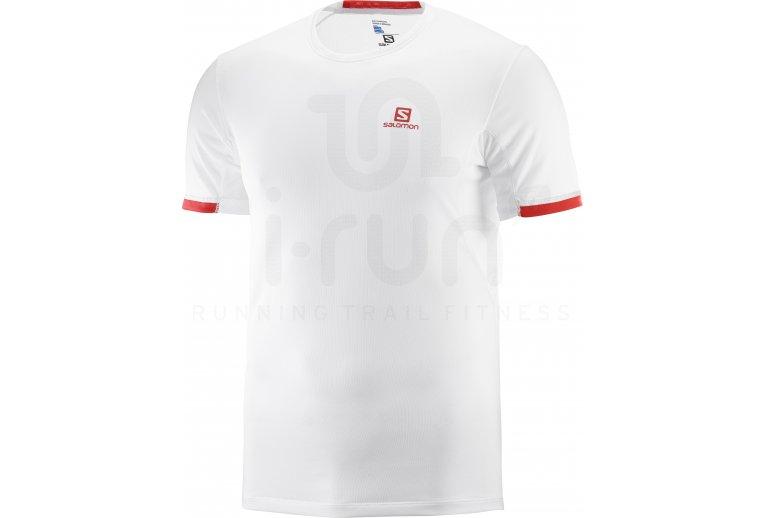 6f049d37ea Salomon Camiseta manga corta Agile en promoción   Hombre Ropa ...