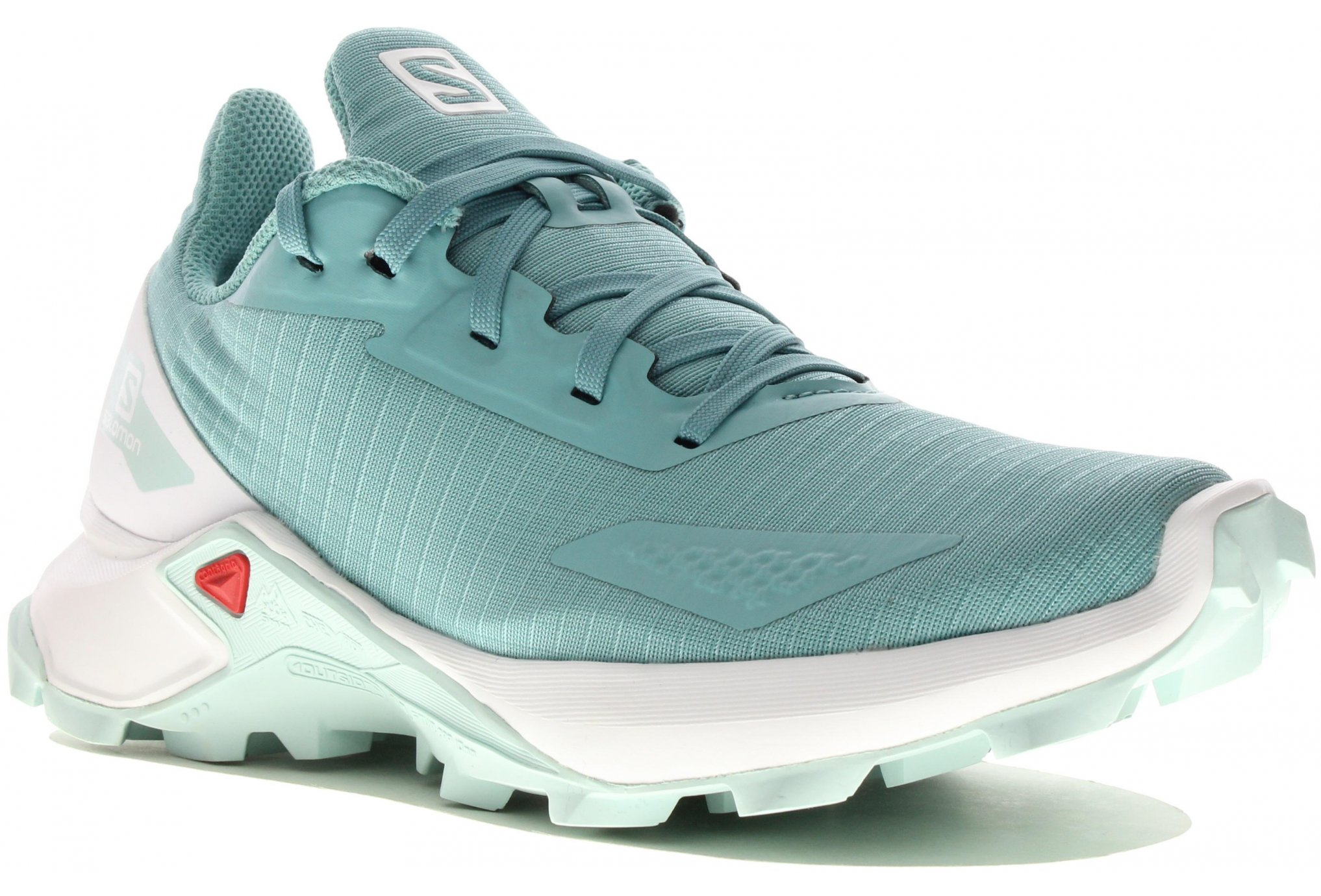 Salomon Alphacross Blast junior Chaussures running femme