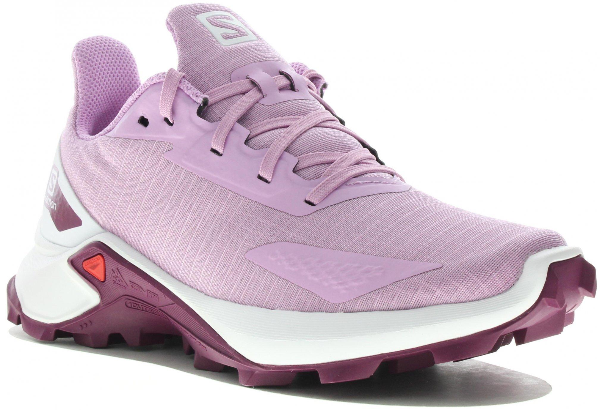 Salomon Alphacross Blast Fille Chaussures running femme