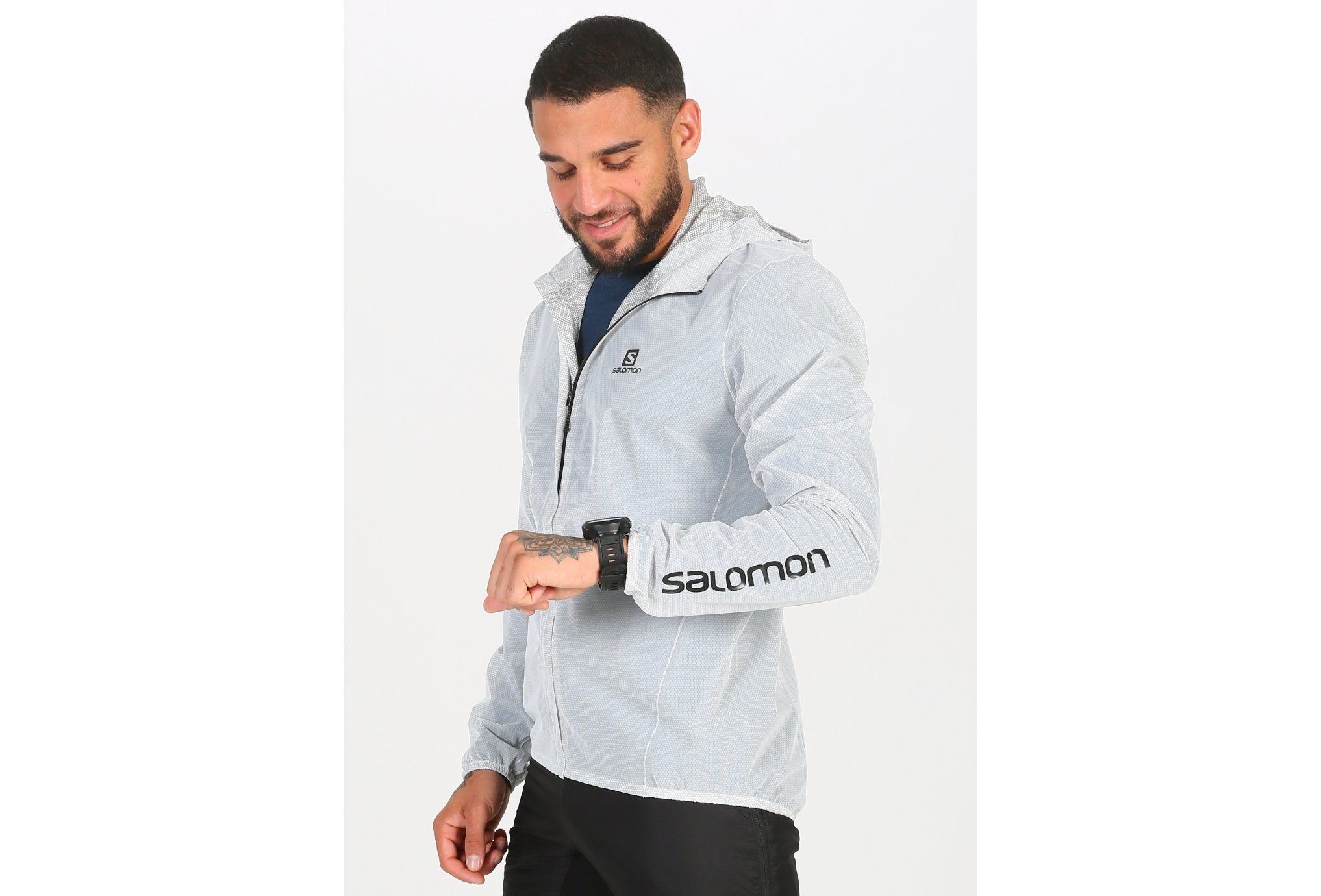 Salomon Bonatti Race WP M vêtement running homme