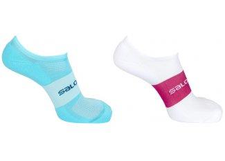 Salomon Pack de 2 pares de calcetines Sonic