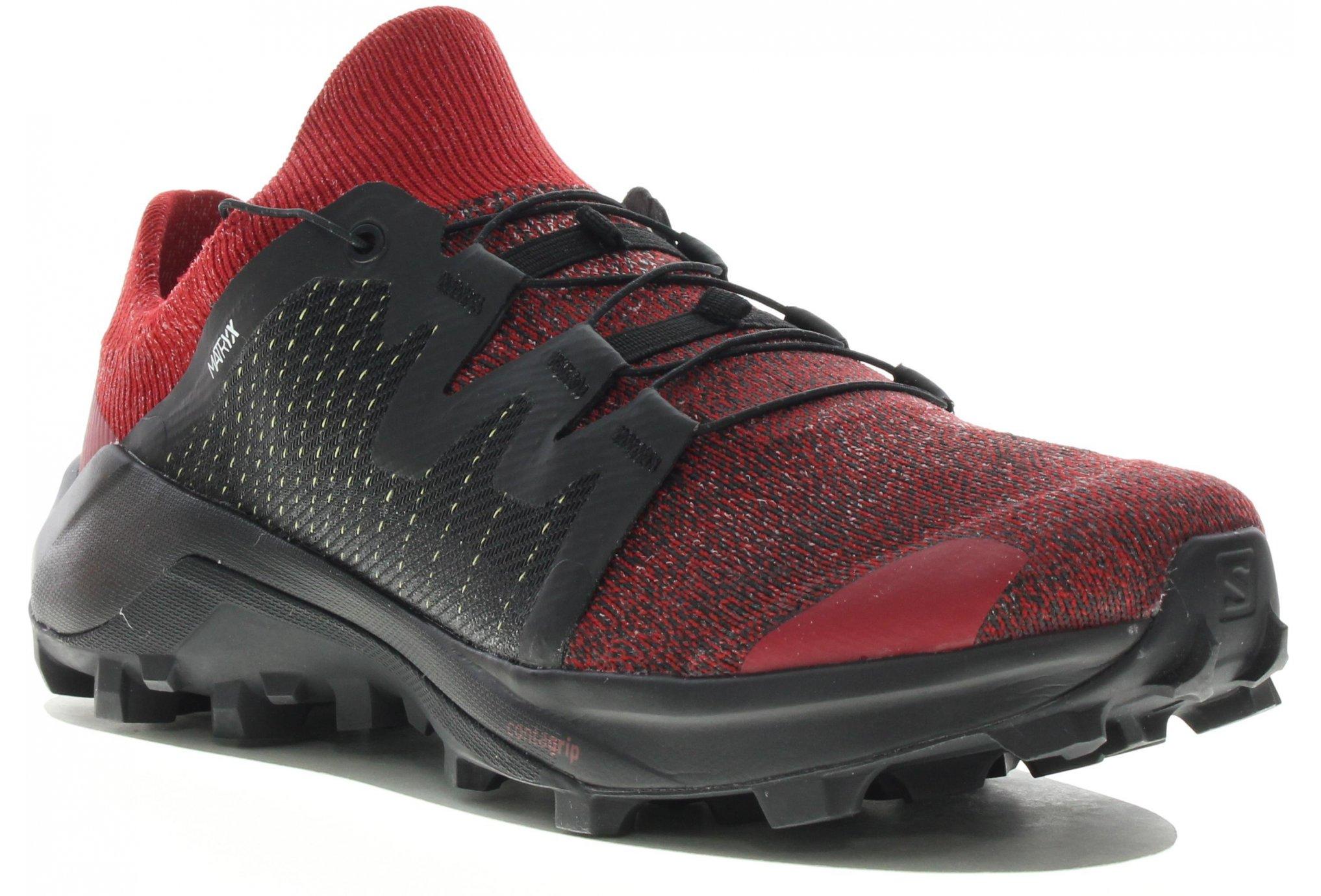 Salomon Cross /Pro W Diététique Chaussures femme