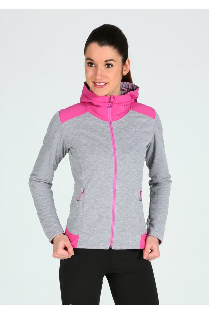 Salomon Chaqueta Elevate FZ MID