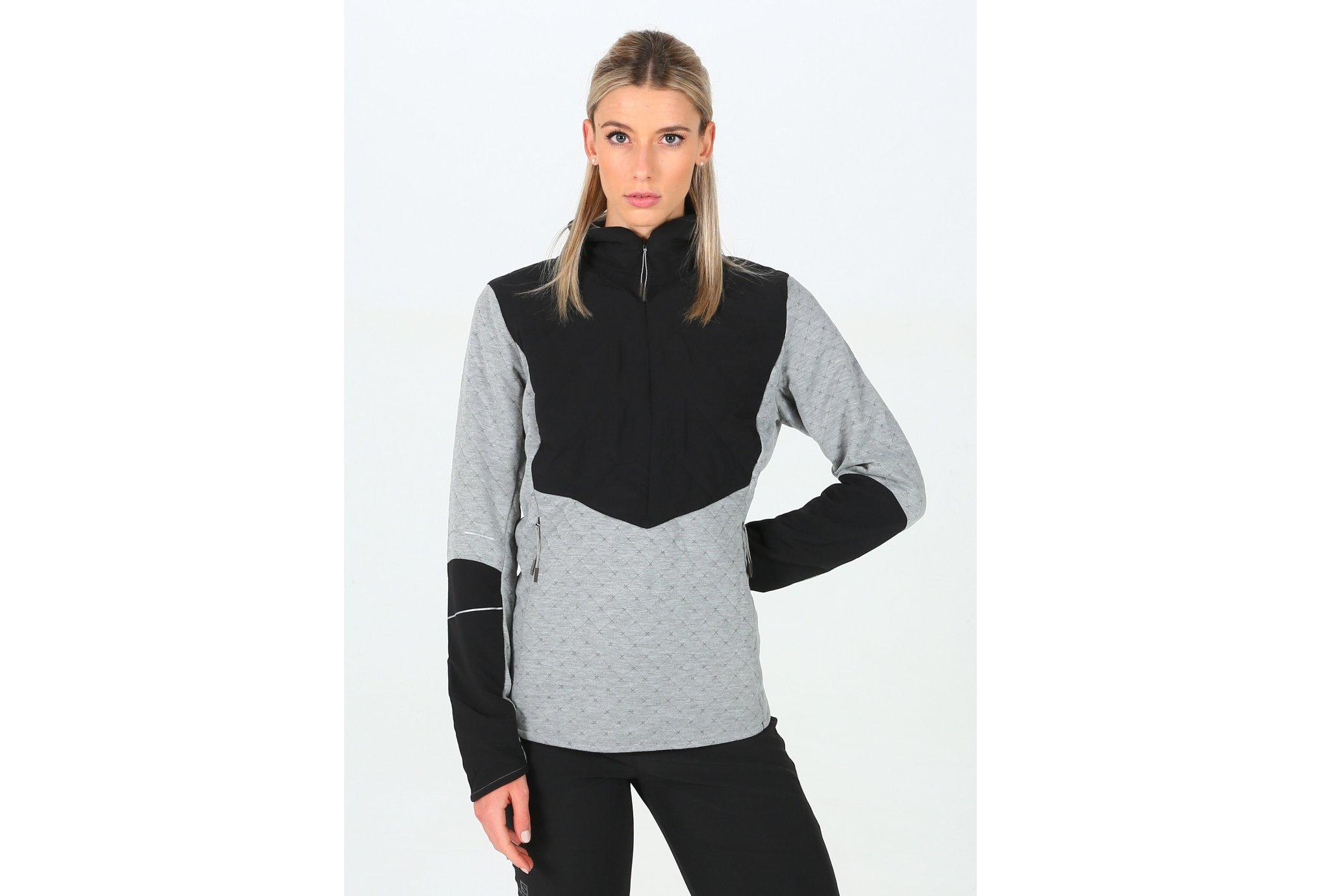 Salomon Elevate Warm HZ W vêtement running femme