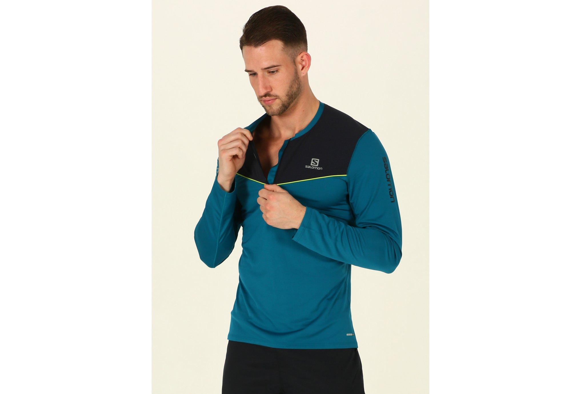 Salomon Fast Wing HZ M Diététique Vêtements homme