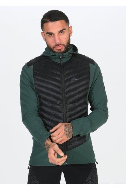 Salomon chaqueta Haloes Down Hybrid Hoodie