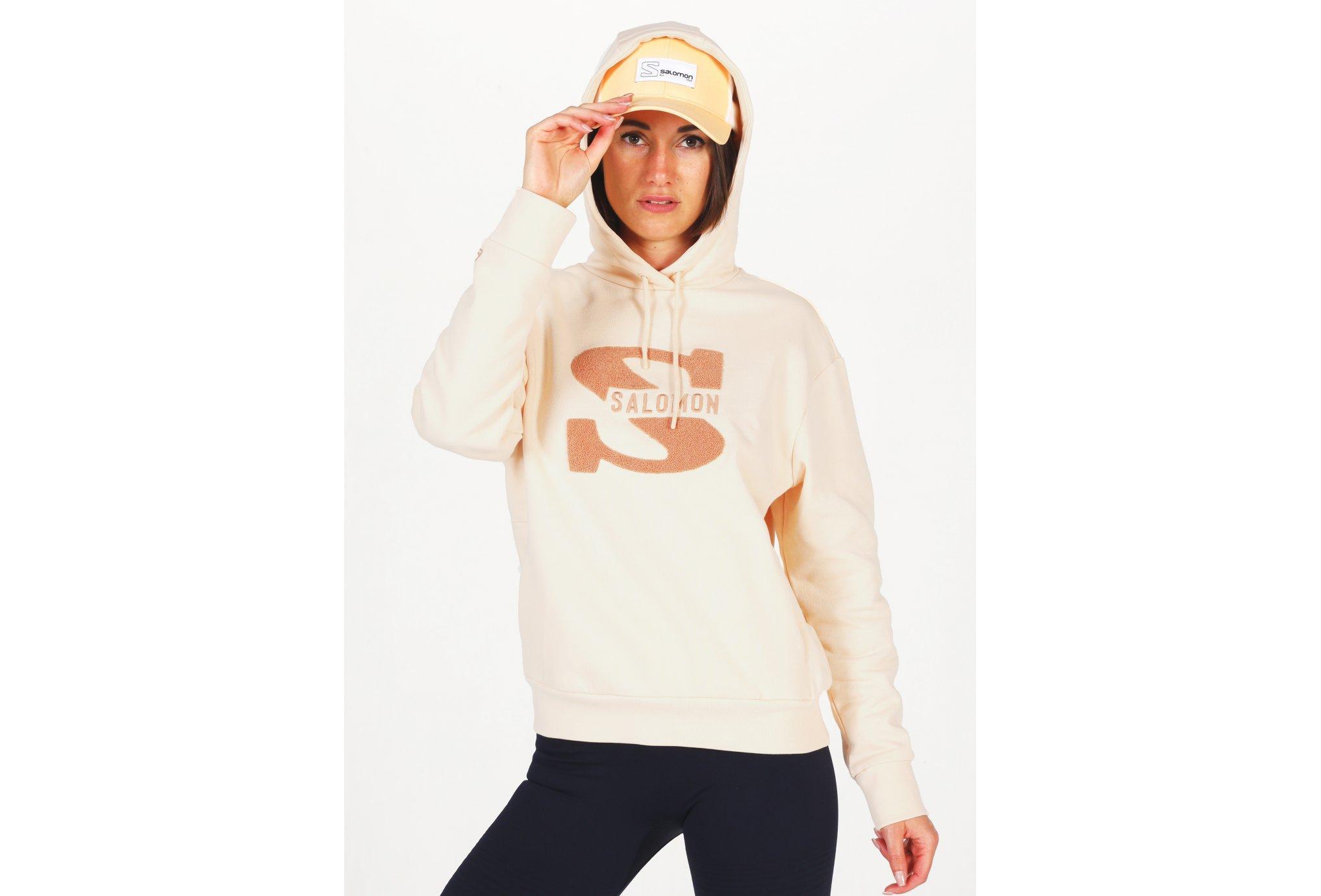 Salomon Outlife Logo W vêtement running femme