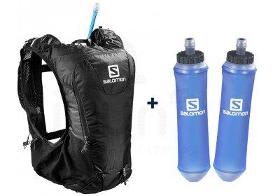 Salomon Pack Skin Pro 10 Set + 2 Soft Flask Speed 500mL