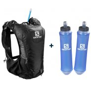 Salomon Pack Skin Pro 10 Set + 2 Soft Flask Speed 500mL