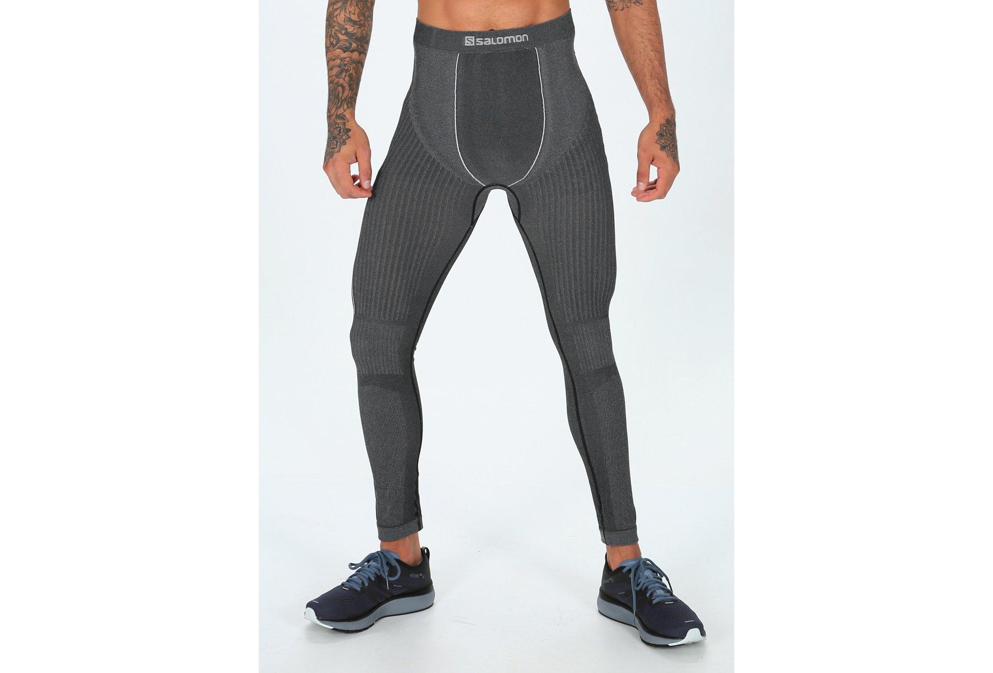 Salomon Primo Warm Seamless M Diététique Vêtements homme
