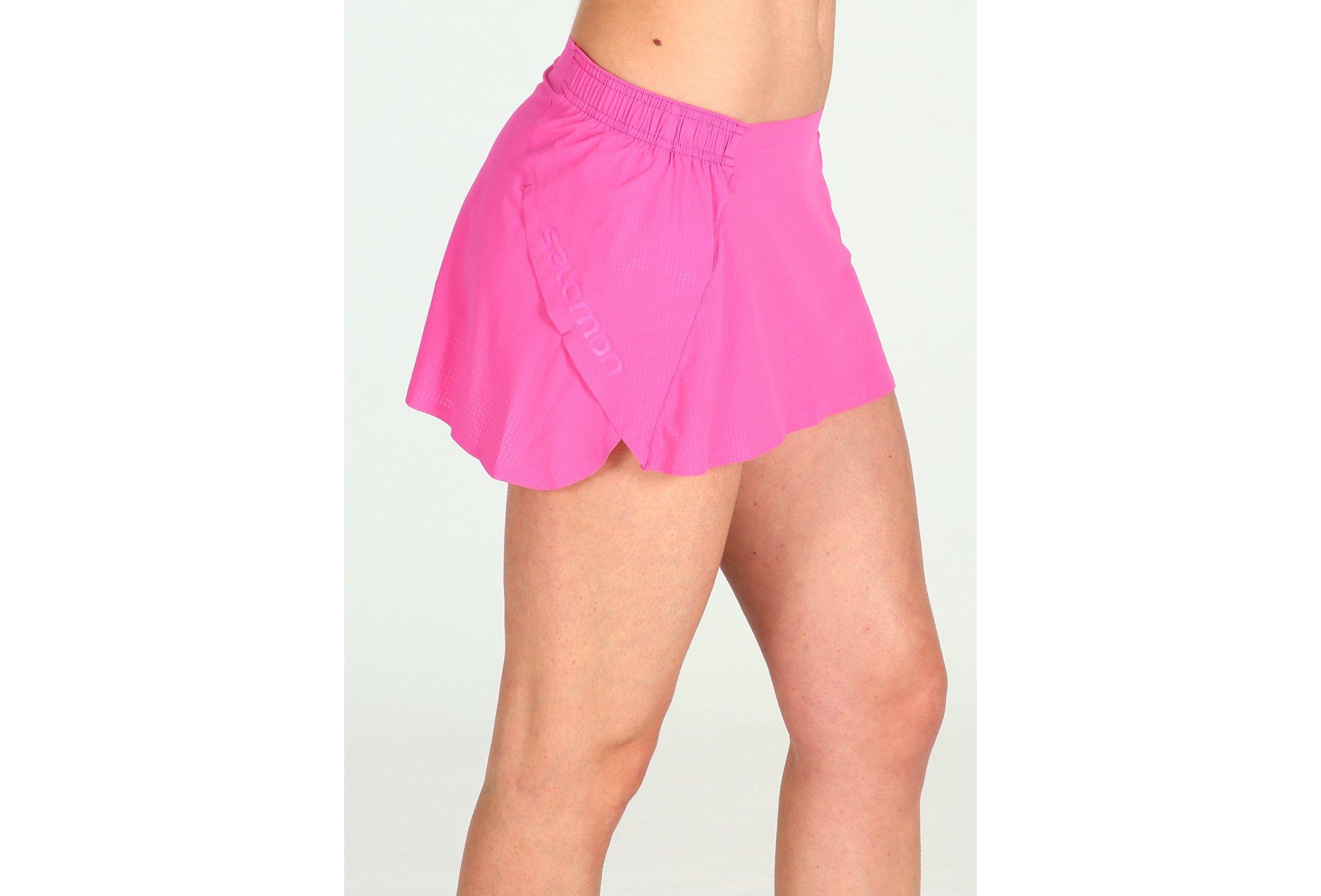 Salomon S-Lab Light Skirt W vêtement running femme