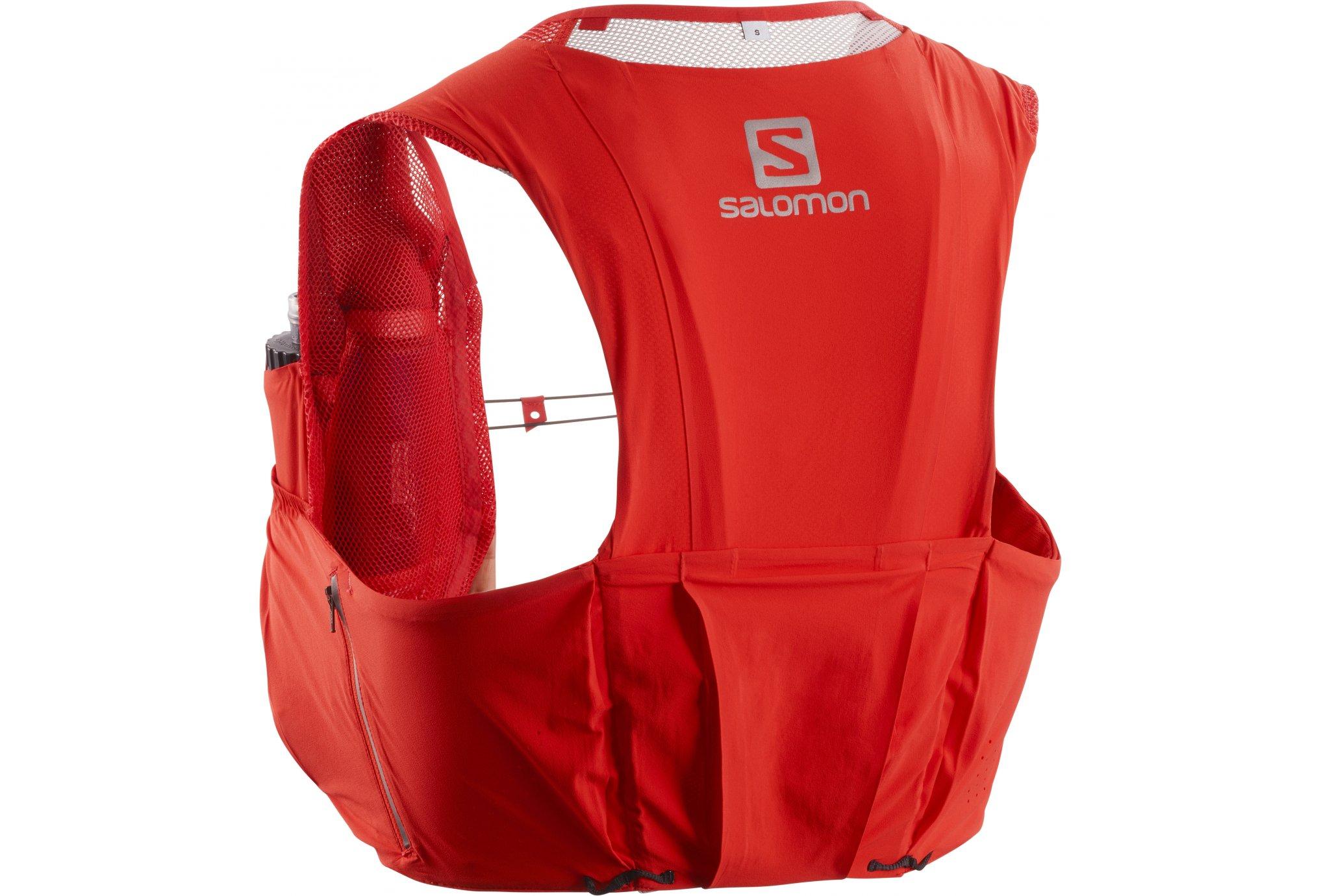 Salomon S-Lab Sense Ultra 8 SET Sac hydratation / Gourde
