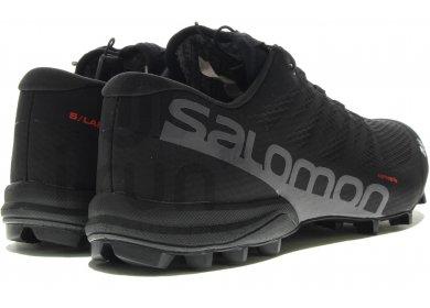 Chaussures de Trail Salomon SLab Speed 2 Noir