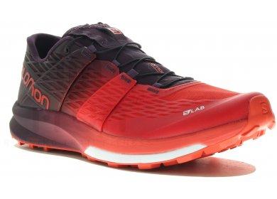W running Chaussures femme Ultra Trail S Salomon running Lab BeCdox