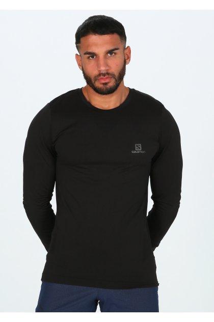 Salomon camiseta manga larga Sense