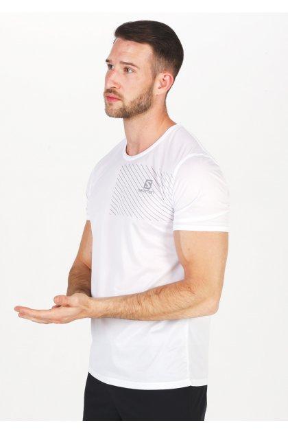Salomon camiseta manga corta Sense